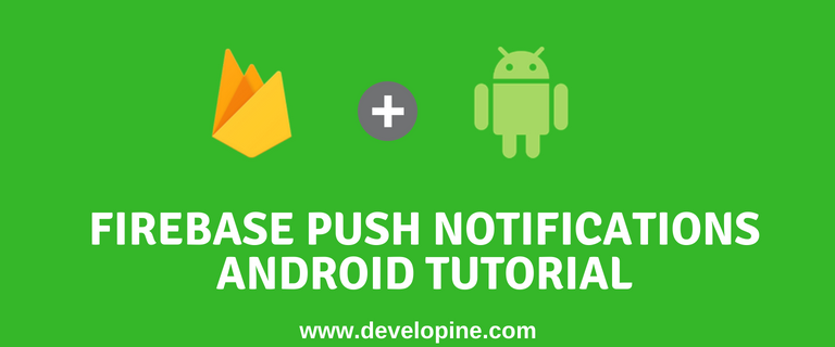 firebase push notification android studio tutorial