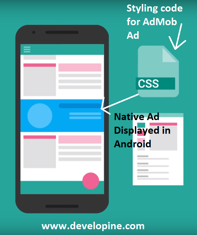 firebase advance native Ad