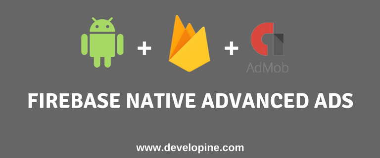 firebase admob native advance ad android