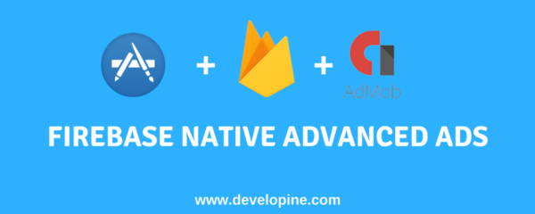 How to integrate Firebase Native Advanced AdMob Ads iOS Tutorial