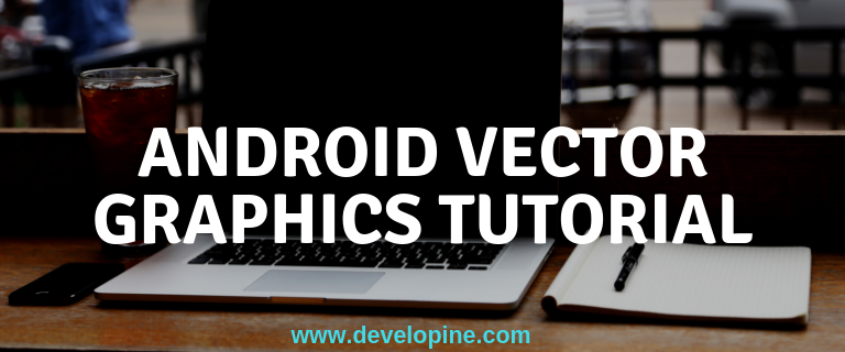 Right way of using vector drawables in Android Studio